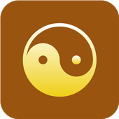 Laozi and Taoism icon