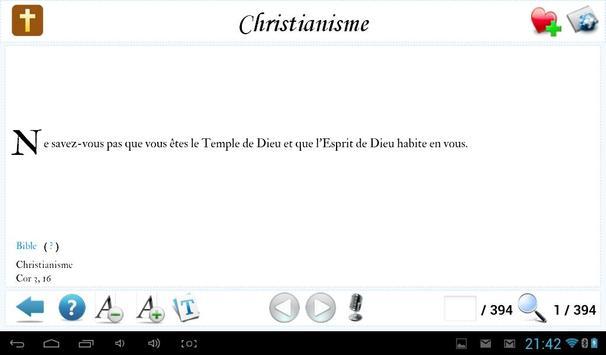 Christianisme et Mystique apk screenshot