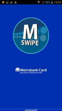 Metrobank Card M Swipe V2 poster