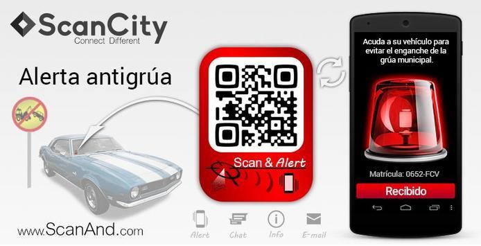 ScanCity apk screenshot