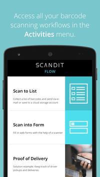 Scandit Flow poster