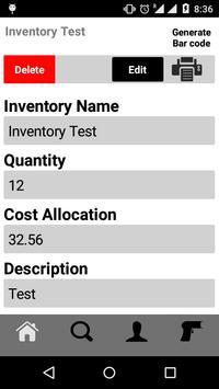Scan My Inventory apk screenshot