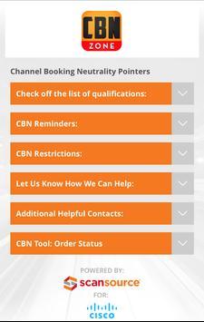 ScanSource CBN Zone - Phone apk screenshot
