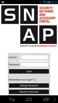 SS Security SNAP App - Phone apk screenshot