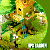 Tips new Gardenscapes icon