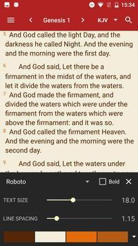 Holy Bible apk screenshot