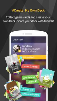 Gattch - the game recommender apk screenshot
