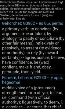 Studien Bibel 1 kostenlos apk screenshot