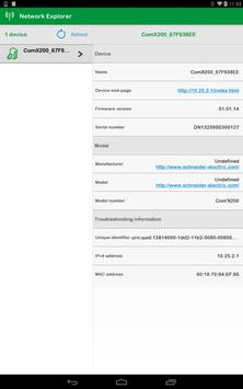 Network Explorer apk screenshot