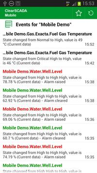 ClearSCADA Mobile apk screenshot