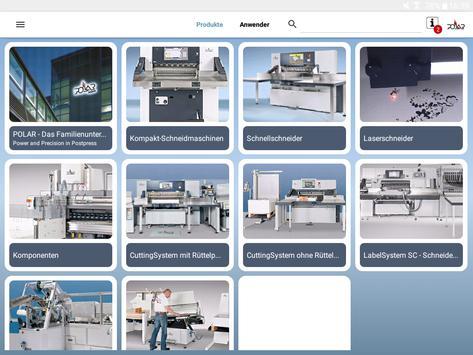 POLAR Postpress-Guide apk screenshot