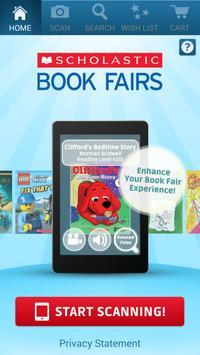Scholastic Book Fairs poster