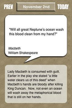 Literary Quotes apk screenshot