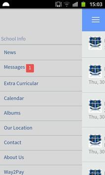 Mount Mercy College apk screenshot