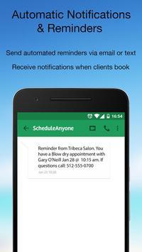 Schedule Anyone apk screenshot
