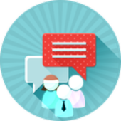 Spaces Anonymous Chat icon