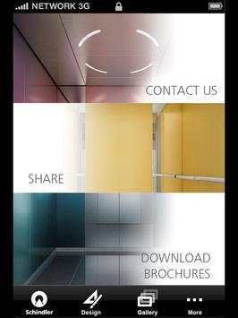 Schindler 5500 Elevator apk screenshot