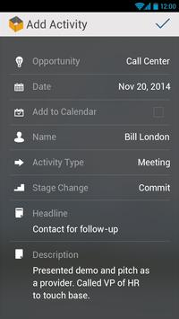 Scibox CRM apk screenshot