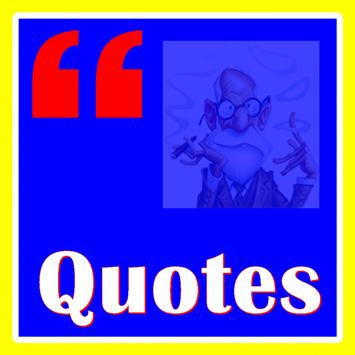 Quotes Sigmund Freud poster