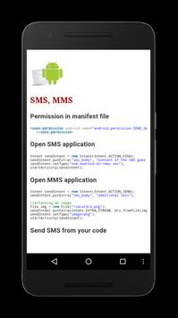Tutorials Android Developer apk screenshot