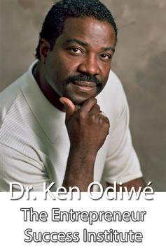 Dr. Ken Odiwe poster