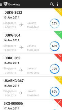 SCMBooking apk screenshot