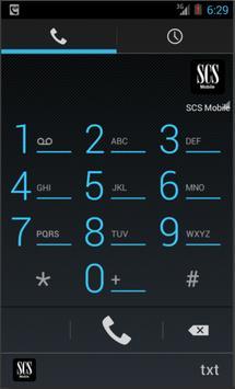 SCS Mobile apk screenshot