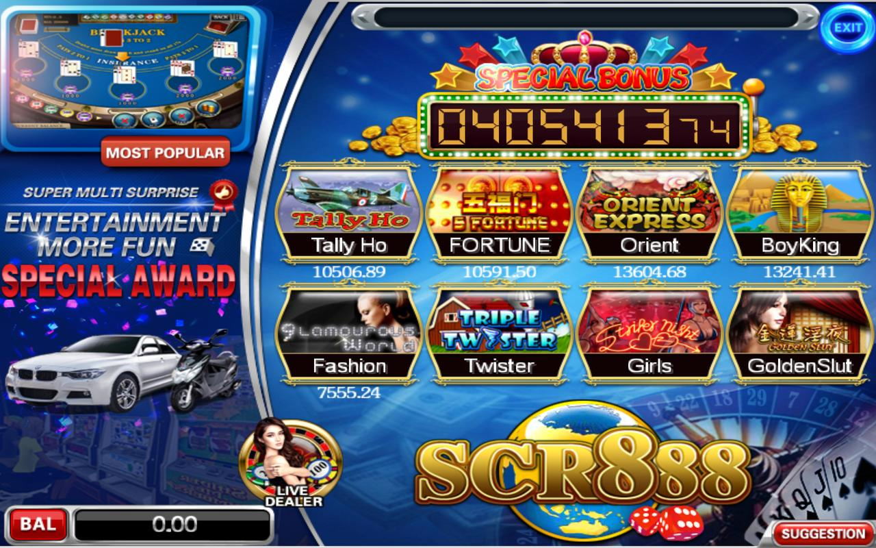 free slot internet games