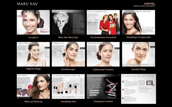 Mary Kay® Showcase DE apk screenshot