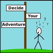 Decide Your Adventure Story icon