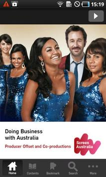 Doing Business with Australia poster