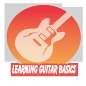 Learning Guitar Basics icon