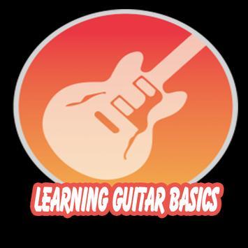 Learning Guitar Basics poster