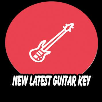 New Latest Guitar Key poster