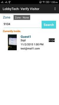 LobbyTech apk screenshot