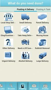 Deliver Anything apk screenshot