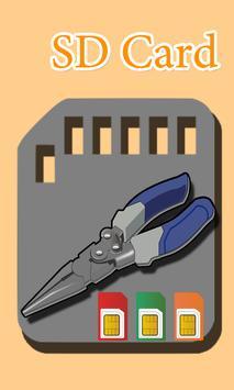 Sd Card Repair Advice apk screenshot