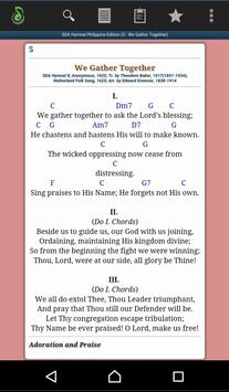 SDA Hymnal with Chords - Lite poster