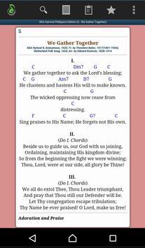 SDA Hymnal with Chords - Lite apk screenshot