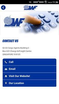World Freight SG apk screenshot