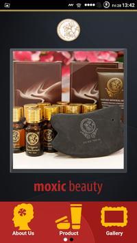 Moxic Beauty SG poster