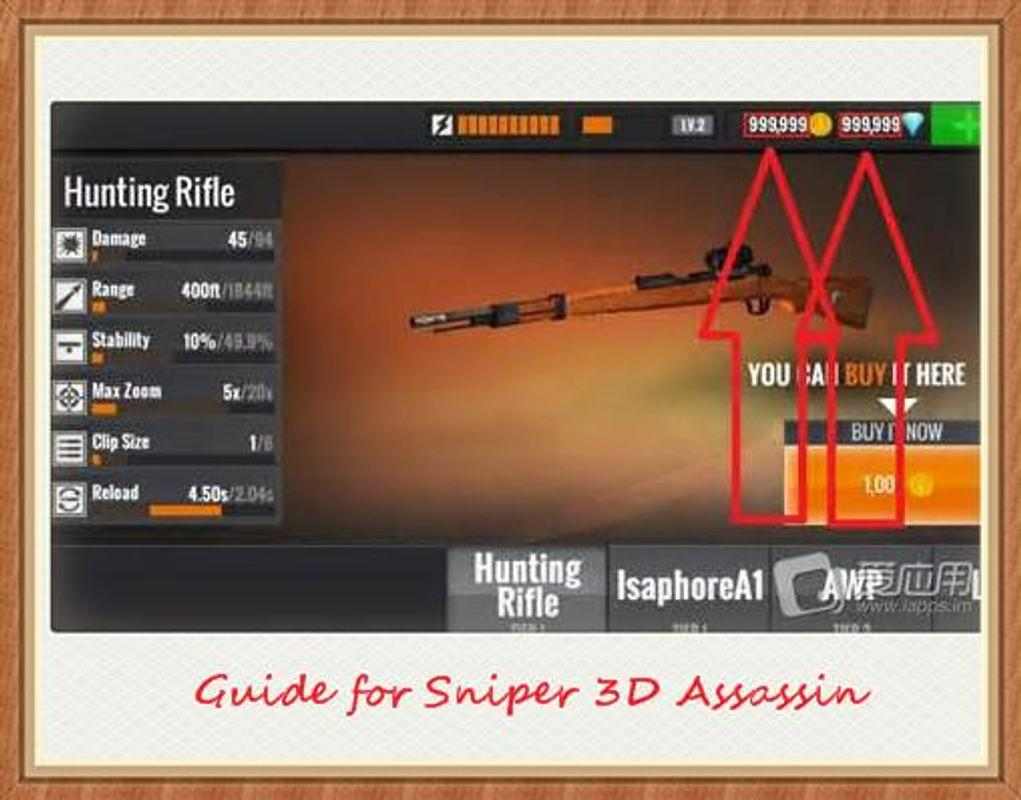 sniper 3d hacked apk free download - Apan Archeo Forum