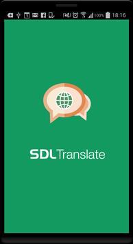 SDL Translate poster