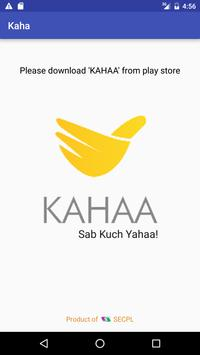 Kaha poster