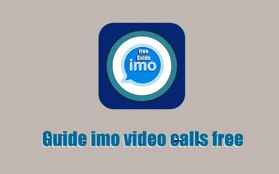 Guide imo video calls and chat apk screenshot