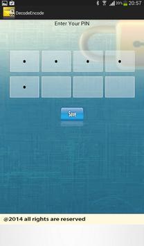 Secure Messaging apk screenshot