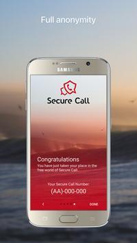 Secure Call apk screenshot