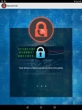 Secured Call apk screenshot