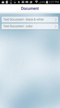 Secure Doc Sender apk screenshot