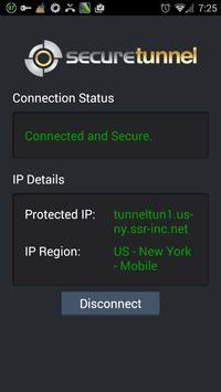 SecureTunnel VPN apk screenshot